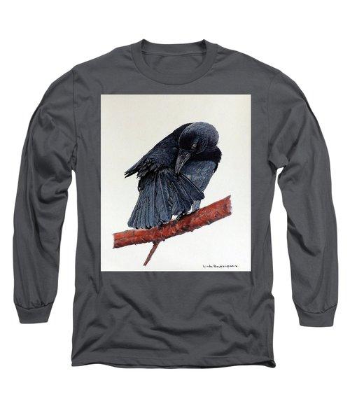 Girdie Long Sleeve T-Shirt by Linda Becker