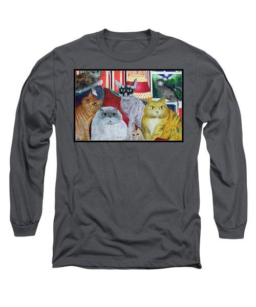 Girls Night Out Long Sleeve T-Shirt