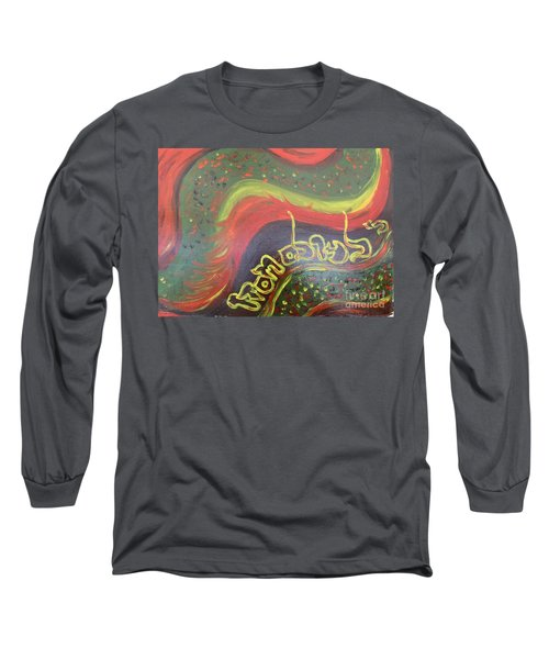 Give Thanks To The Lord  Long Sleeve T-Shirt