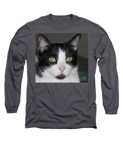 Long Sleeve T-Shirt featuring the photograph Gizmo by Bill Woodstock