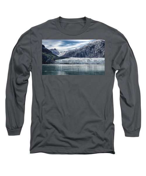 Glacier Bay Alaska Long Sleeve T-Shirt