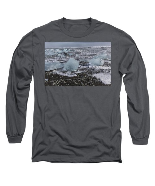 Glacier Ice 3 Long Sleeve T-Shirt