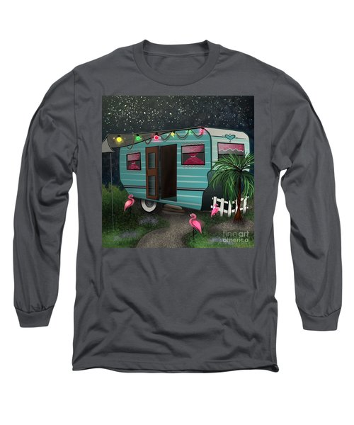 Glamping Long Sleeve T-Shirt