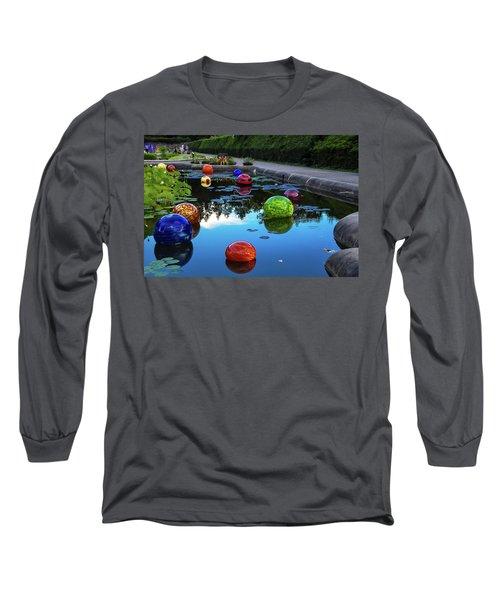 Glass At Biltmore Long Sleeve T-Shirt