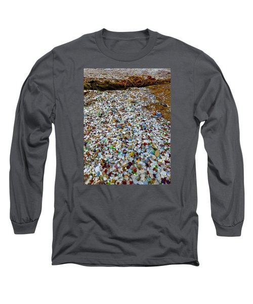 Glass Beach Long Sleeve T-Shirt