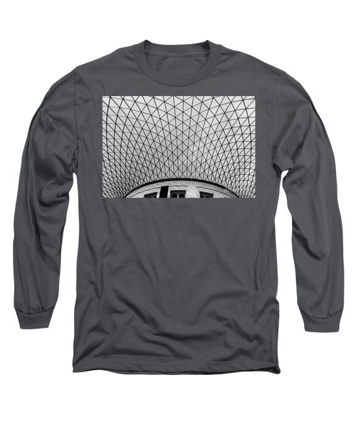 Long Sleeve T-Shirt featuring the photograph Glass Ceiling by MGL Meiklejohn Graphics Licensing