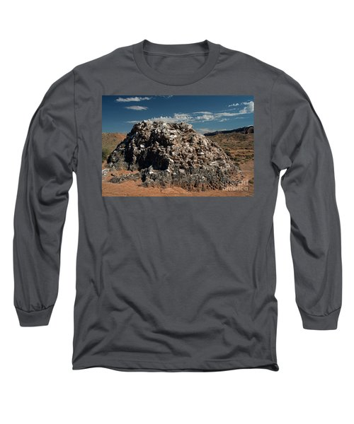 Glass Mountain Capital Reef National Park Long Sleeve T-Shirt