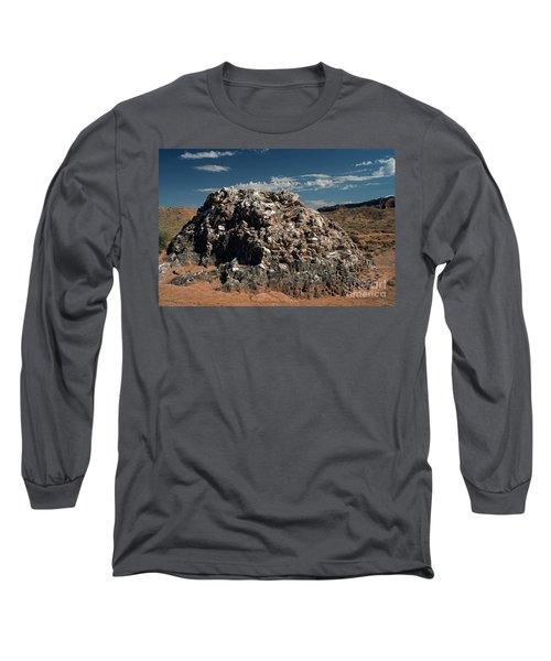 Glass Mountain Capital Reef National Park Long Sleeve T-Shirt