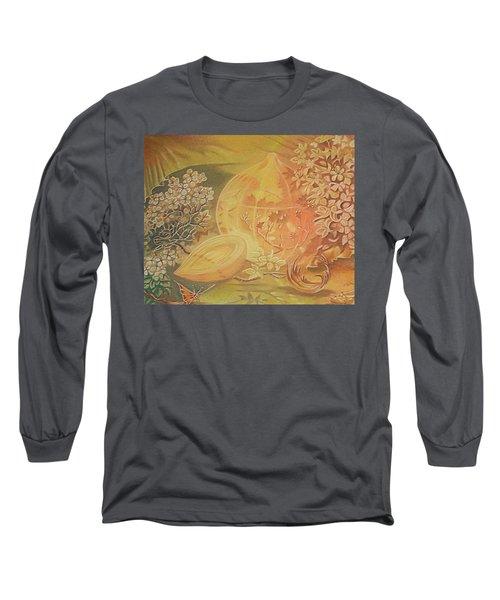 Glass Onion Long Sleeve T-Shirt
