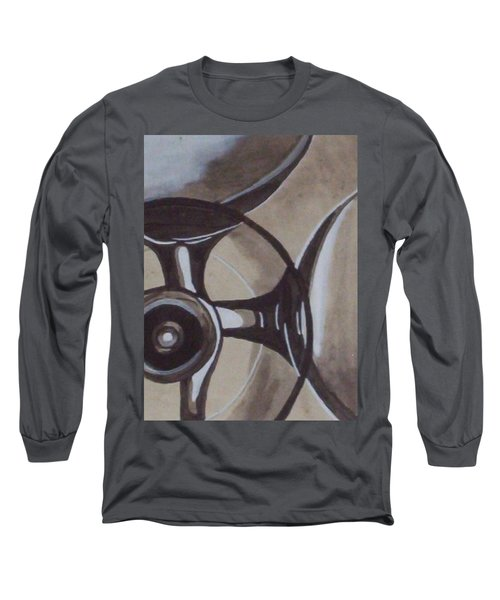 Glasses Long Sleeve T-Shirt
