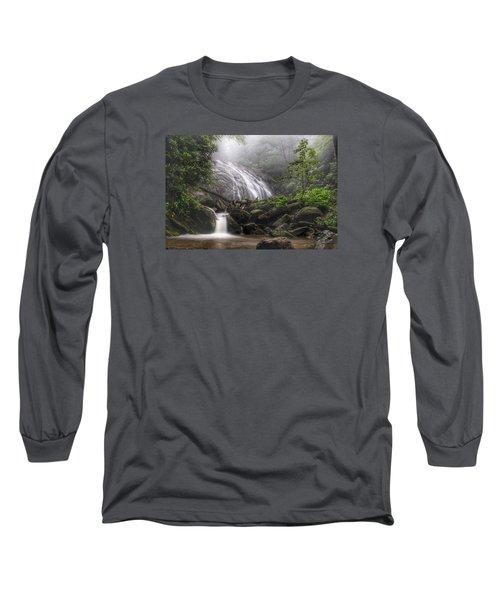 Glen Burney Falls Long Sleeve T-Shirt