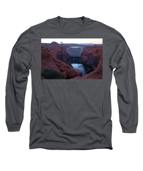 Glenn Canyon Dam Long Sleeve T-Shirt