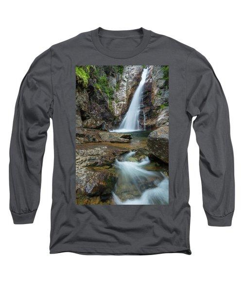 Glen Ellis Falls  Long Sleeve T-Shirt