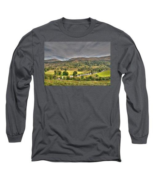 Glen Lyon Scotland Long Sleeve T-Shirt