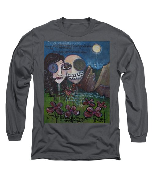 Glenn And Allison Long Sleeve T-Shirt