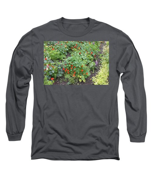 Glenveagh Castle Gardens 4278 Long Sleeve T-Shirt