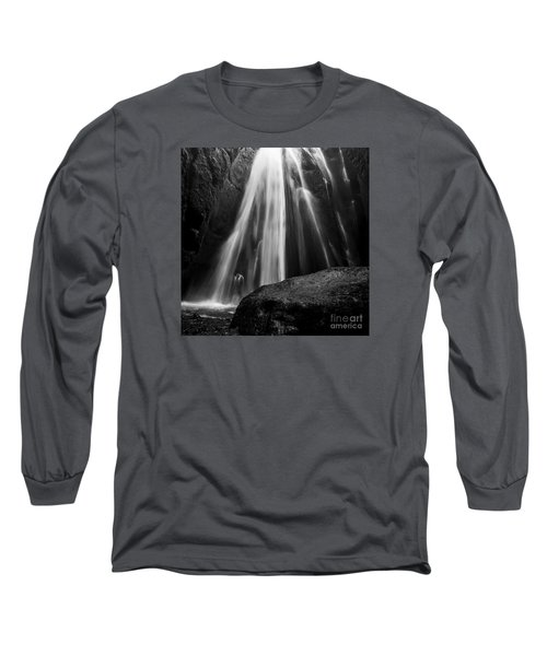 Gljufrabui Iceland Long Sleeve T-Shirt