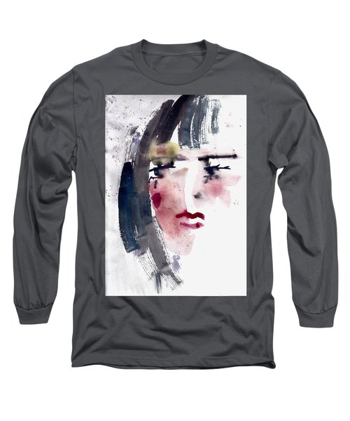 Gloomy Woman  Long Sleeve T-Shirt