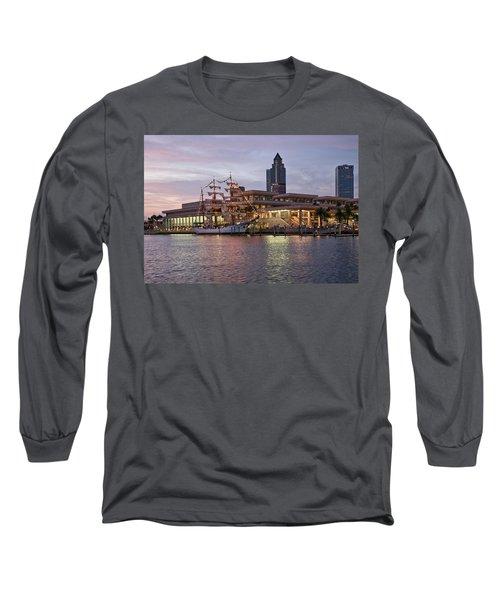 Gloria Visiting Tampa Long Sleeve T-Shirt