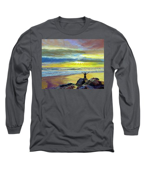 Glorious Day Long Sleeve T-Shirt