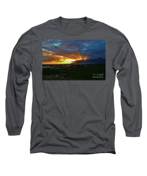 Glorious Morning Light Long Sleeve T-Shirt by Craig Wood