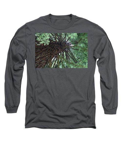 Glorious Tree  Long Sleeve T-Shirt