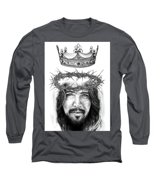 Glory To The King Long Sleeve T-Shirt