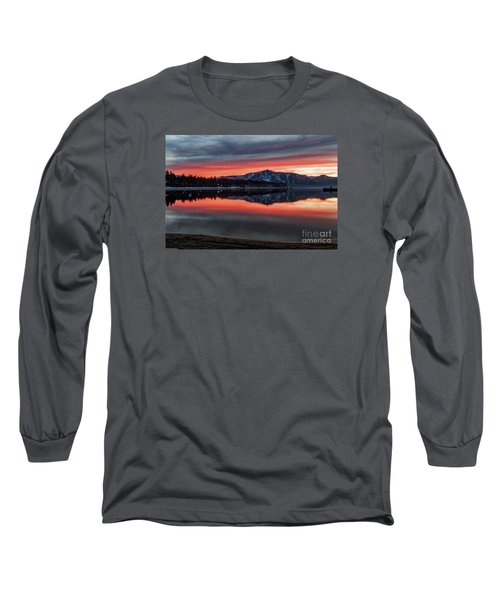 Glow Long Sleeve T-Shirt by Mitch Shindelbower