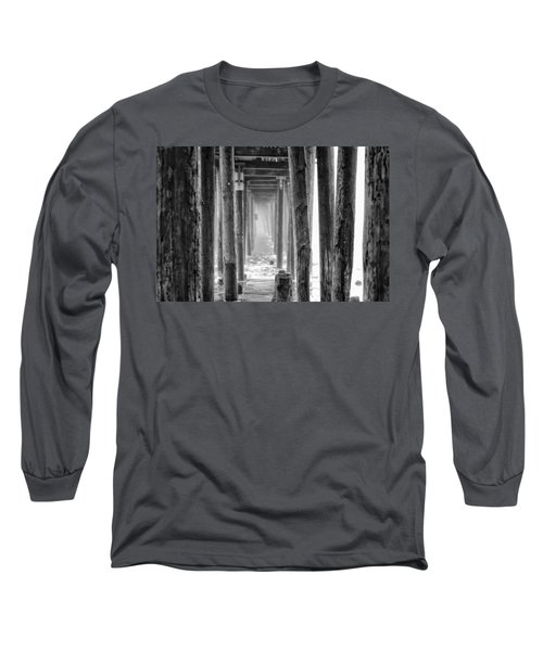 Long Sleeve T-Shirt featuring the photograph Go Deep by Lora Lee Chapman