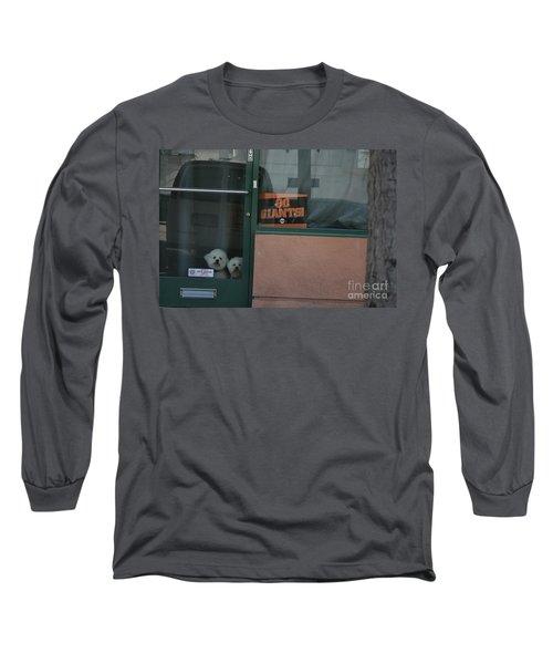 Go Giants Long Sleeve T-Shirt