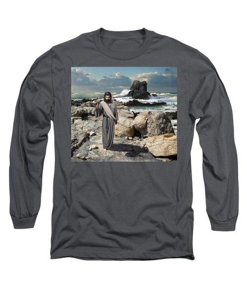 Go Your Faith Has Healed You Long Sleeve T-Shirt