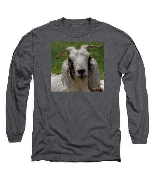 Goat 1 Long Sleeve T-Shirt