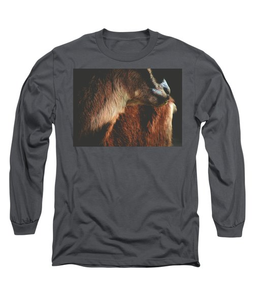 Goat Love Long Sleeve T-Shirt