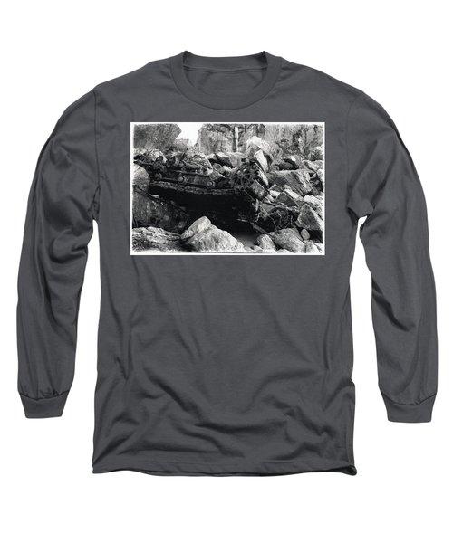 Goat Rock Tractor Jenner California Long Sleeve T-Shirt