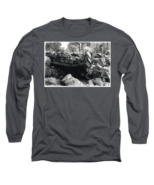 Goat Rock Tractor Jenner California Long Sleeve T-Shirt