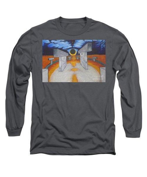 Goblitechi Vision Eclipse Long Sleeve T-Shirt