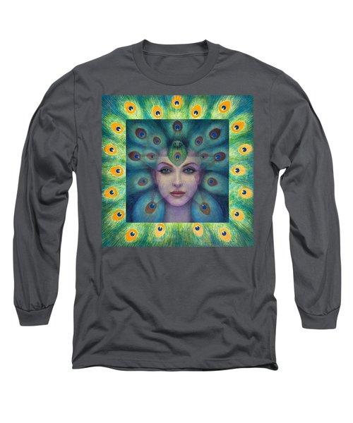 Goddess Isis Visions Long Sleeve T-Shirt
