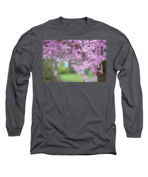 Going On A Limb Long Sleeve T-Shirt