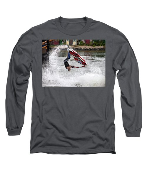Going Round Long Sleeve T-Shirt