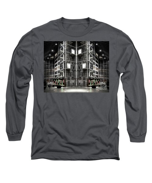 Long Sleeve T-Shirt featuring the photograph Going Up by Brian Jones