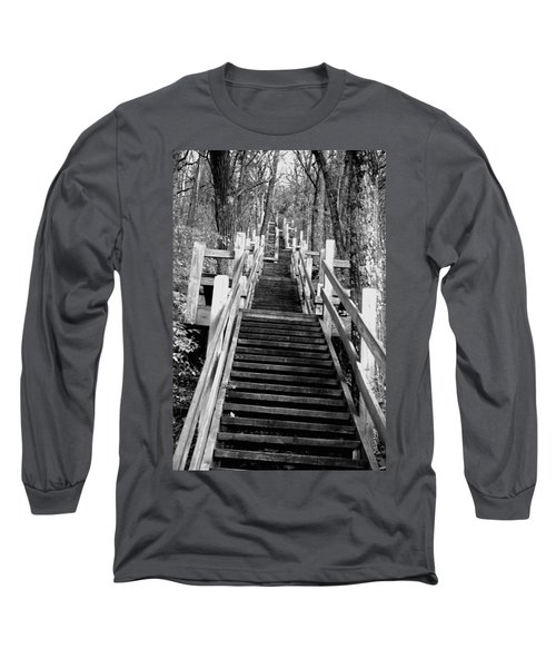 Going Up Long Sleeve T-Shirt