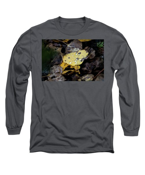 Gold And Diamons Long Sleeve T-Shirt