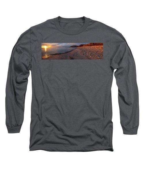 Golden Beach Long Sleeve T-Shirt