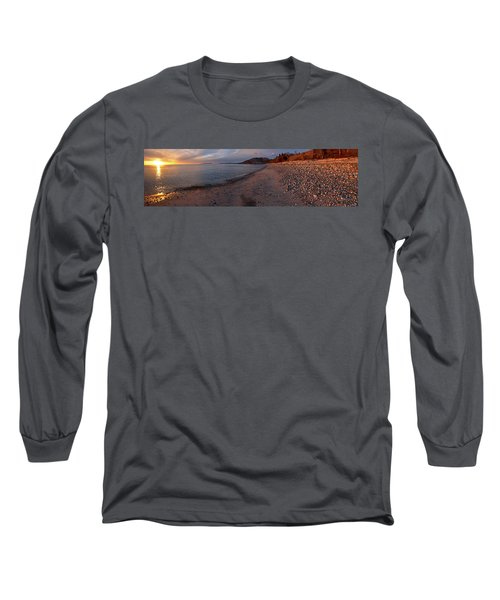 Golden Beach Long Sleeve T-Shirt