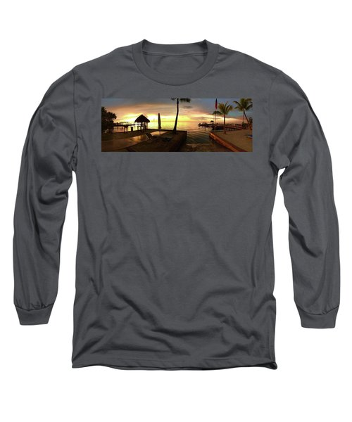 Long Sleeve T-Shirt featuring the photograph Golden Dream by Steven Lebron Langston