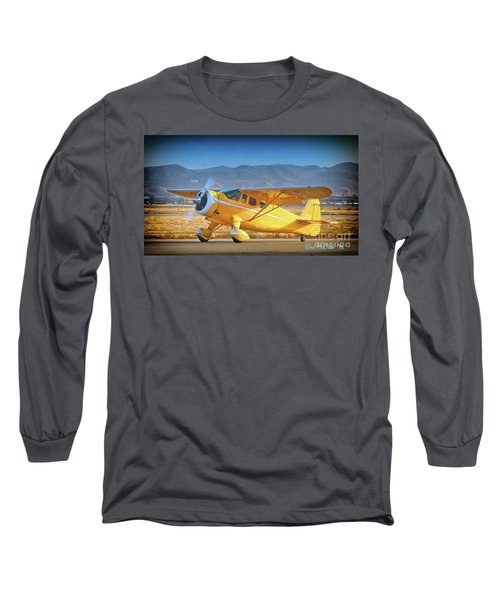 David Bole's Classic Howard Long Sleeve T-Shirt