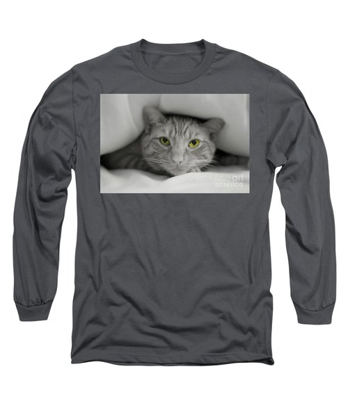 Golden Eyes Long Sleeve T-Shirt