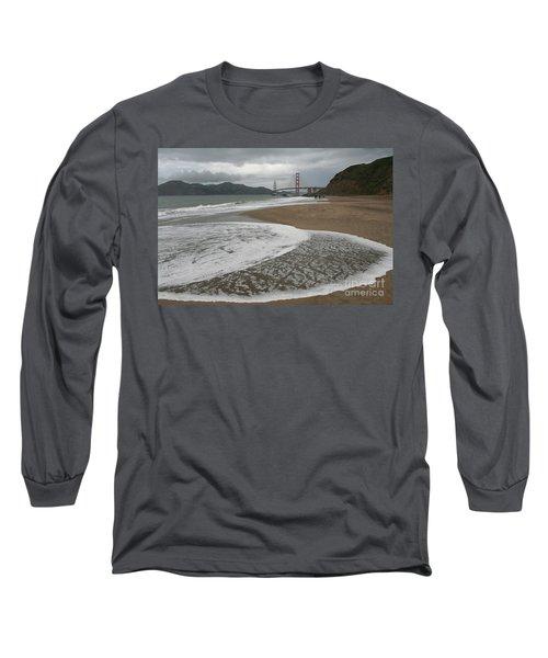 Golden Gate Study #3 Long Sleeve T-Shirt