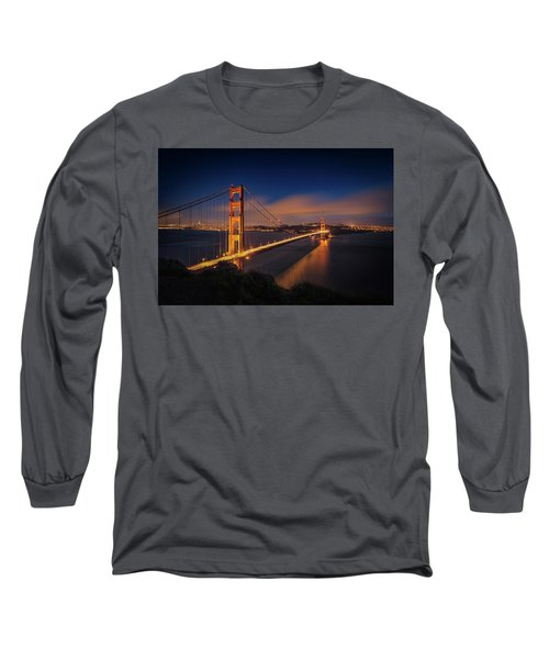Golden Gate Long Sleeve T-Shirt