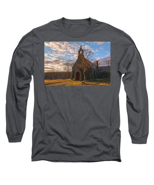 Golden Hour Prayer Service Long Sleeve T-Shirt